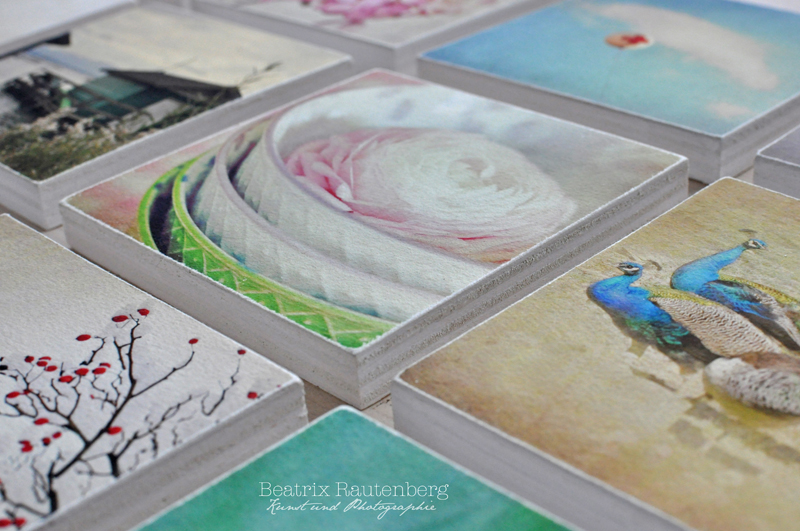 Beatrix Rautenberg - Photographien auf Holz klein